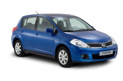 Nissan Tiida, nuevo modelo de Nissan para España