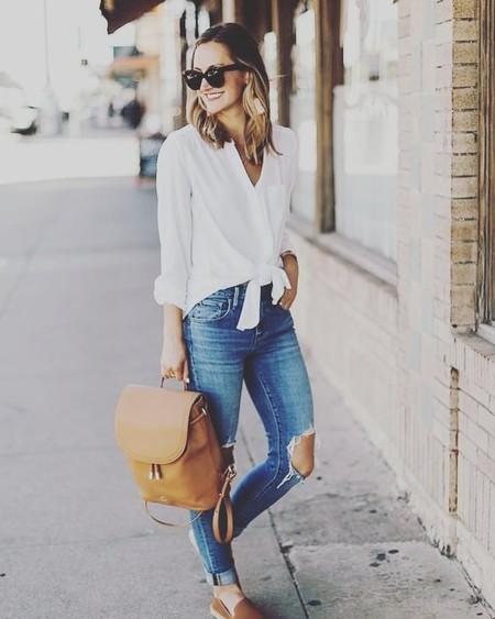 Combinar Camisa Blanca 10