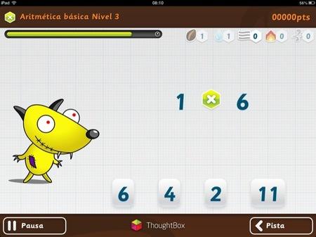 Numerosity es una nueva y apasionante forma de animar a los niños a practicar y aprender las matemáticas