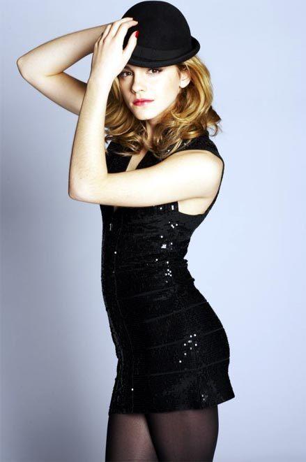 Foto de Emma Watson de fiesta para la revista Live (4/10)