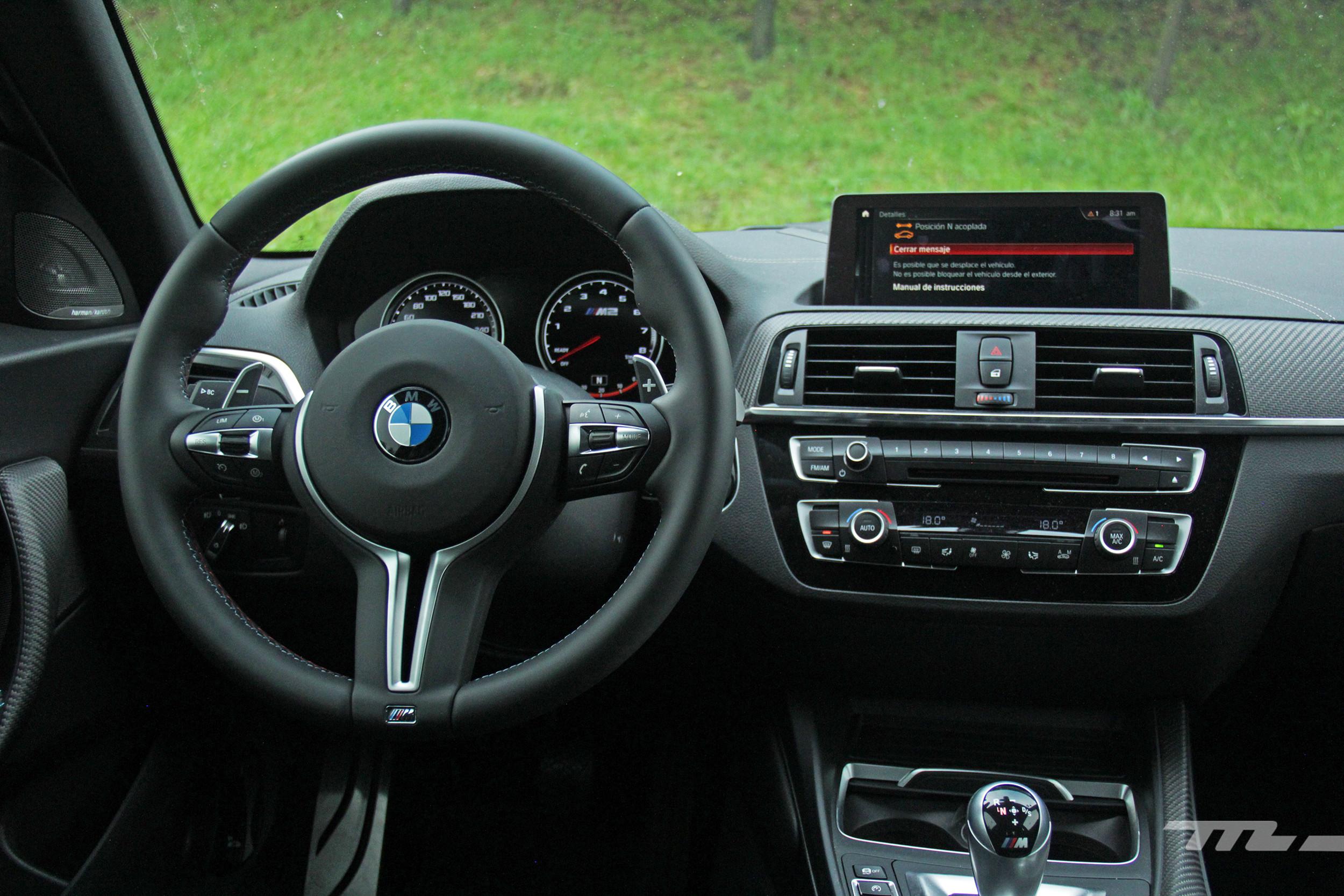 Foto de BMW M2 Competition (31/36)