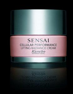 Sensai Lifting Radiance Cream, nuevo cosmético tensor e iluminador de Kanebo. Alta Cosmética