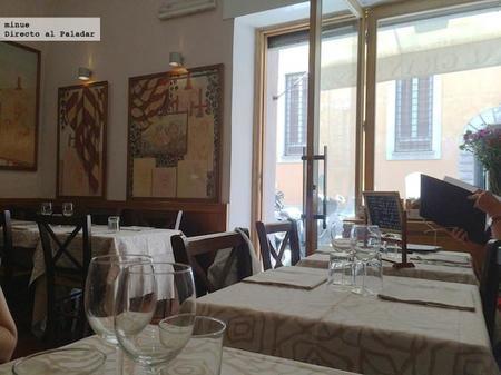 Trattoria Al Gran Sasso, para no sentirse turista en Roma