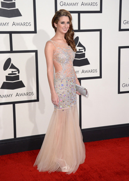 Brooklyn Haley Peor Grammy 2014