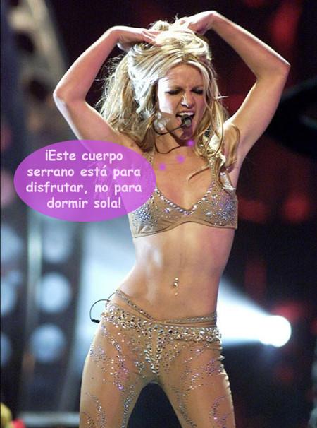 A Britney Spears tampoco le ha costado mucho volver a enamorarse