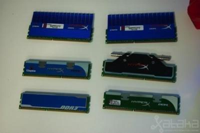 Nuevas memorias Kingston HyperX, llega la refrigeración líquida y el bajo consumo a nuestra RAM