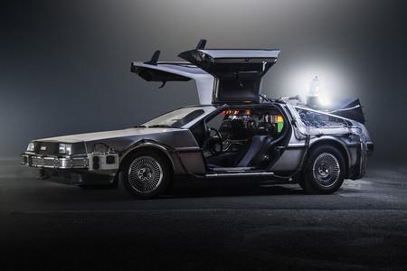 Coches de película: DeLorean de Regreso al Futuro