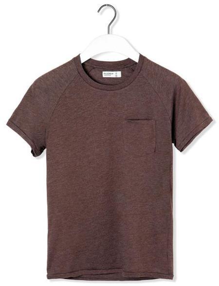 Camiseta Heritage Pull Bear SS 2013