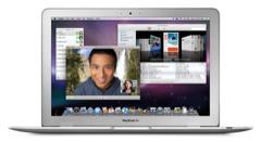 El MacBook Air usa una versión especial de Mac OS X Leopard