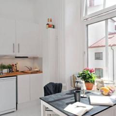 Foto 2 de 14 de la galería una-casa-de-17-metros-cuadrados-en-suecia en Decoesfera