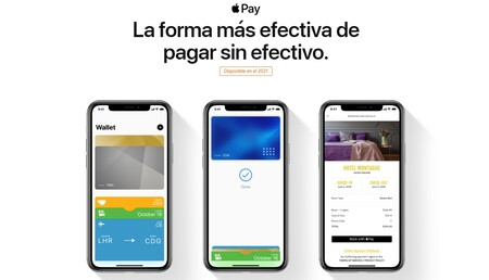 Apple Pay llegará a México en 2021 y estos serán los primeros bancos y tiendas disponibles según el código fuente de su sitio