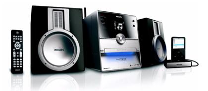 Philips WAC3550D, tu centro de música en el salón