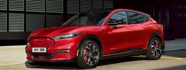 Ford prepara un mini Mustang Mach-E con plataforma de Volkswagen para 2023