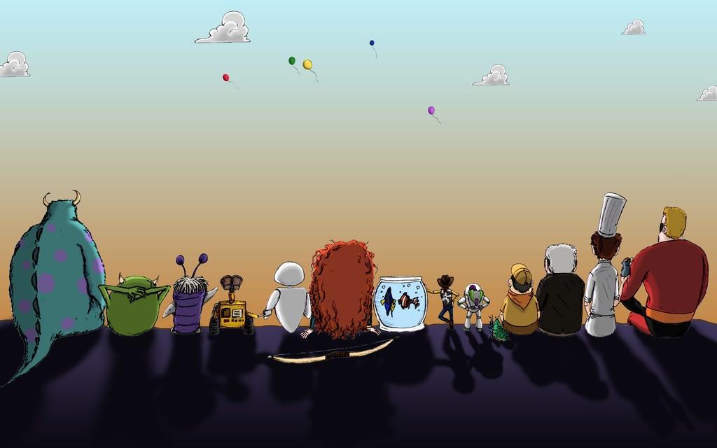¿Existe el Pixar Cinematic Universe? Las constantes y detalles que conectan las películas de Pixar