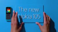 Microsoft sigue apostando por los feature phones y lanza el nuevo Nokia 105 de 20 dólares
