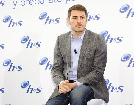 """""""Pasar mucho tiempo delante del espejo no va conmigo"""", entrevista a Iker Casillas"""