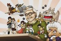 Hayao Miyazaki ya trabaja en su nueva película