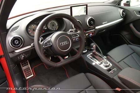 Audi S3 interior