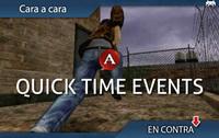 Quick Time Events: en contra