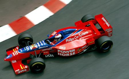 Arrows Footwork FA17 Mónaco 1996