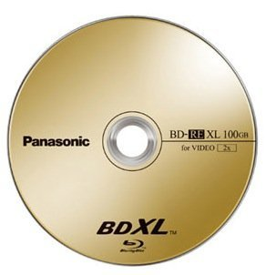 Panasonic pone 100 GB regrabables a tus pies