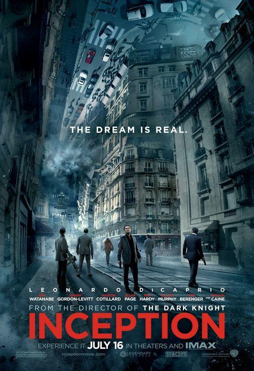 Foto de 'Origen' ('Inception'), carteles de lo nuevo de Christopher Nolan (13/15)