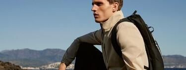 Mango se apunta a la moda deportiva con su nueva línea activewear para hombre