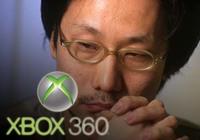 Kojima con una Xbox 360 ¿Por qué no?
