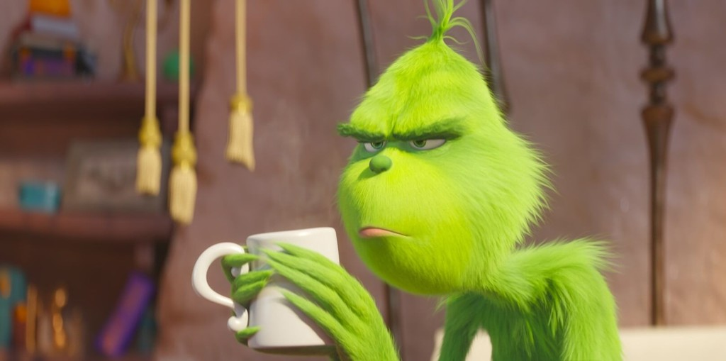 'The Grinch' of Illumination becomes the christmas movie highest-grossing of the story