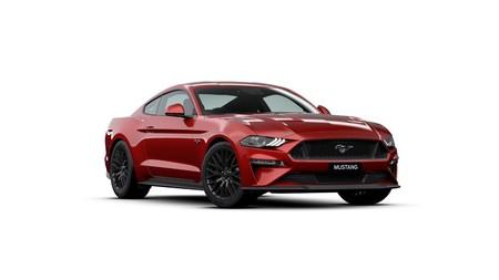 Ford Mustang 2020 se pone vintage estrenando nuevos colores oldies