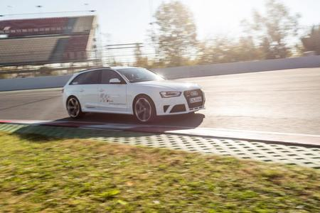 Audi Driving Experience 17