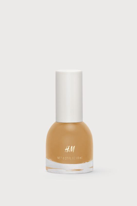 Esmalte de uñas Golden Turmeric