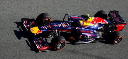 Red Bull RB9 Jerez 2013 Mark Webber
