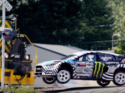 !Al fin está aquí!: Gymkhana 9 de Ken Block y su Ford Focus RS RX