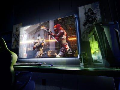 NVIDIA presenta su gigantesco monitor 4K de 65 pulgadas, 120Hz y juegos en streaming con Android TV