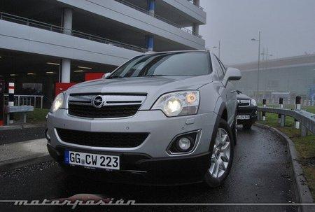 Opel Antara 2011