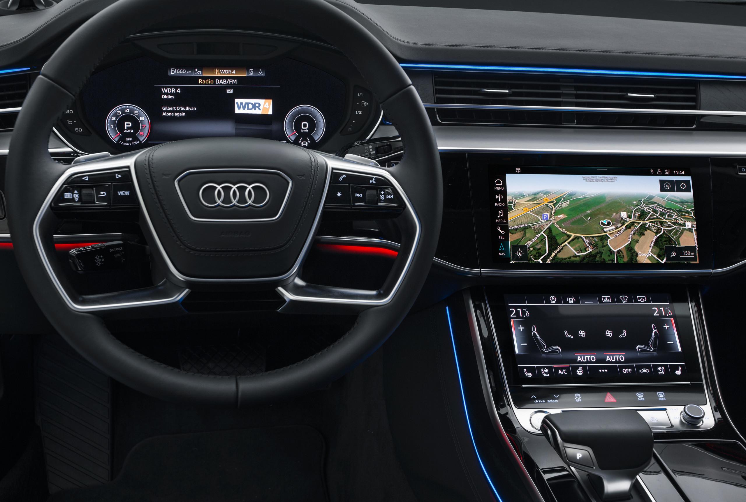 Foto de Audi A8 55 TFSI (2/22)