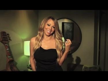 Mariah Carey es una cachonda mental