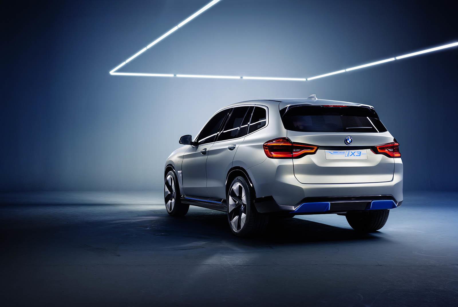 Foto de BMW Concept iX3 (2/8)