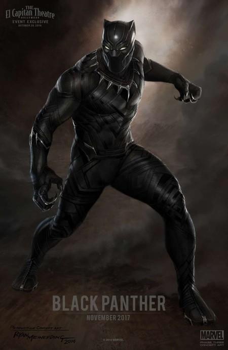Arte conceptual de Black Panther