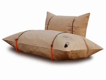 Blow Sofa: ecológico y muy fácil de transportar