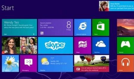 Windows 8: Tres días, 4 millones de actualizaciones