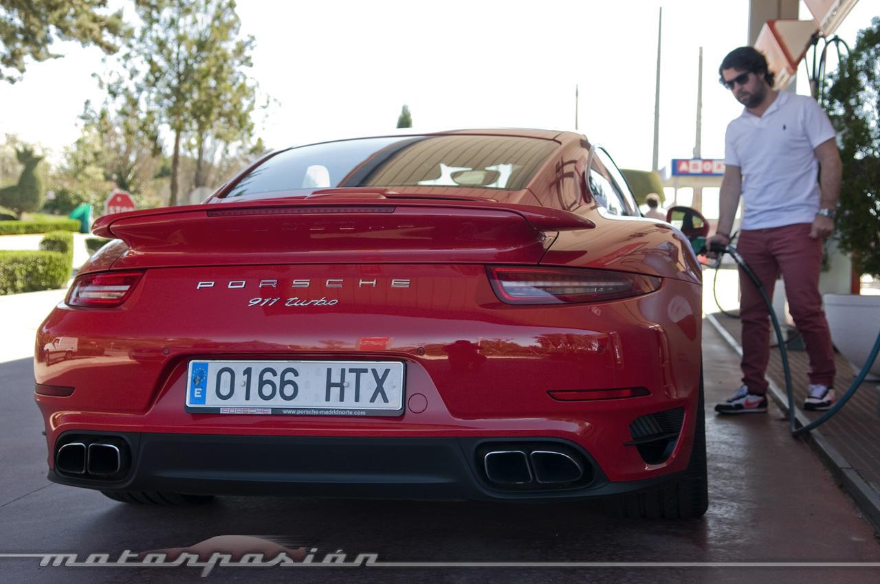 Foto de Porsche 911 Turbo (prueba) (21/33)