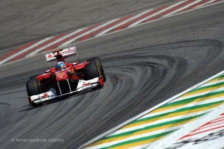 GP de Brasil F1 2011: fin de temporada para Fernando Alonso con un cuarto puesto