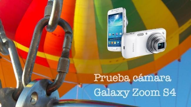 Galaxy S4 zoom, primeras fotografías y prueba del zoom óptico 10x
