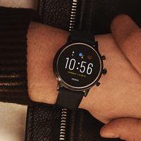 Algunos relojes de Fossil con Wear OS ya permiten contestar llamadas de iPhone como si fueran el Apple Watch