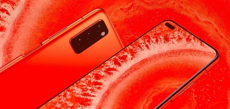 Honor V30 Rojo