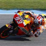 MotoGP Indianapolis 2015: Marc Márquez rubrica la victoria 700 de Honda