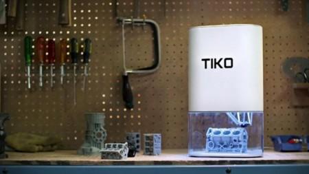 Tiko es una impresora 3D buena bonita y barata
