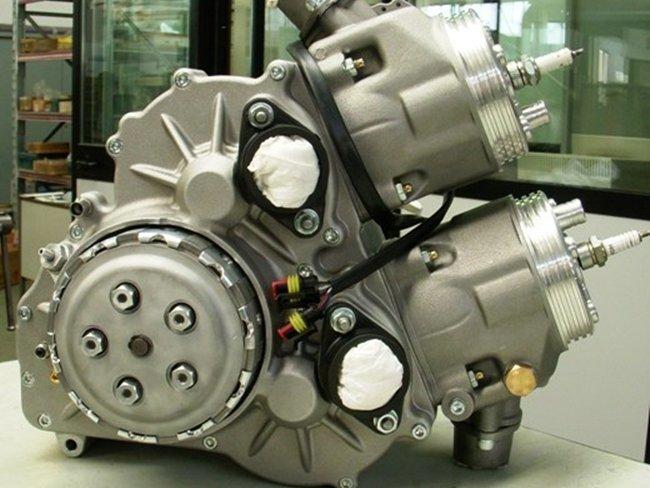 Motor casero 2T